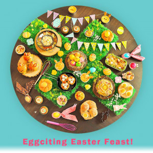 Eggciting Easter Feast