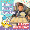 2-6YO Bake it Party-Cookie
