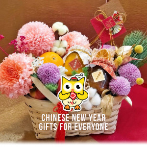 Chinese New Year Gifts for Everyone