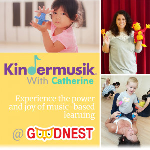 Kindermusik with Ms. Catherine