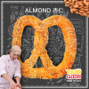 TG Almond Soft Pretzel