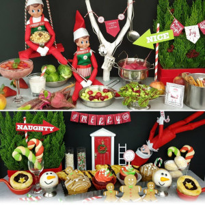 Holiday Magic Kitchen Elfventure